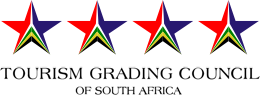 Tourism Grading Council of South Africa - 4 Stars